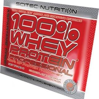 Scitec Nutrition Scitec 100% Whey Protein Professional 30 g variant: banán