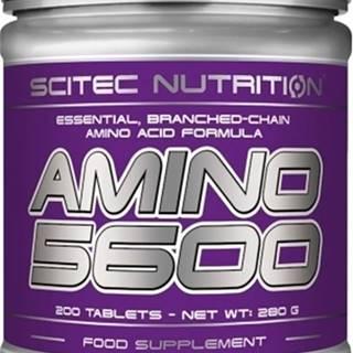 Scitec Amino 5600 200 tabliet