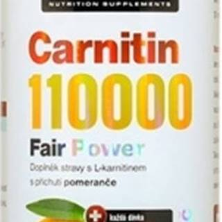 Survival Carnitin 110000 1000 ml variant: citrón