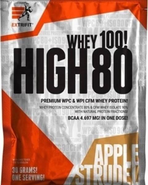 Extrifit Extrifit High Whey 80 30 g variant: čokoláda