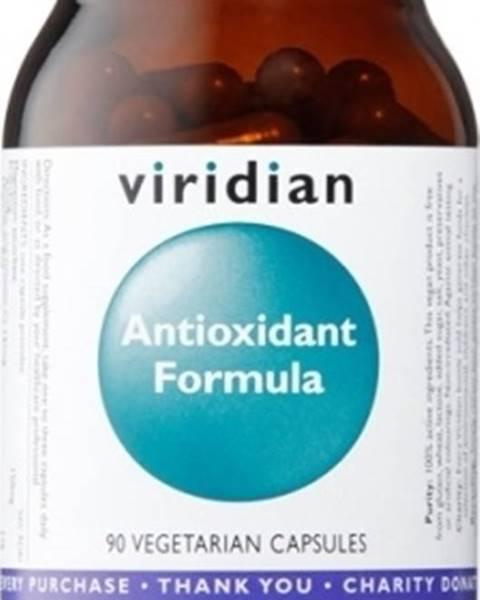 Viridian Viridian Antioxidant Formula (Zmes antioxidantov) 90 kapsúl