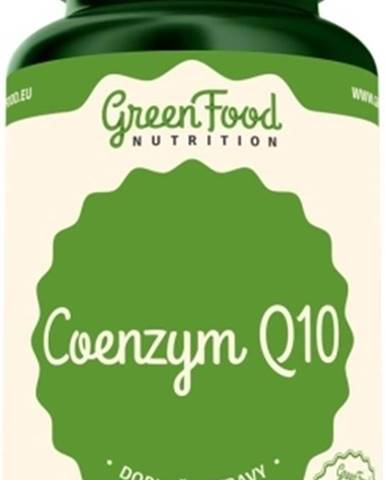 GreenFood Coenzym Q10 60 kapsúl
