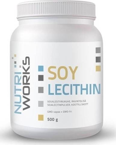Nutriworks Soy Lecitín 500 g