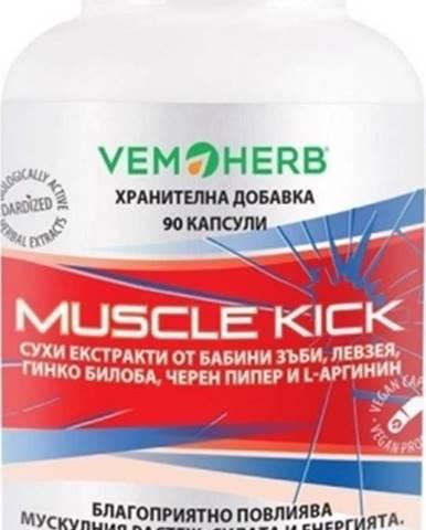 Vemoherb Muscle Kick 90 kapsúl