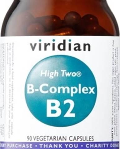 Viridian B-Complex B2 High Two 90 kapsúl