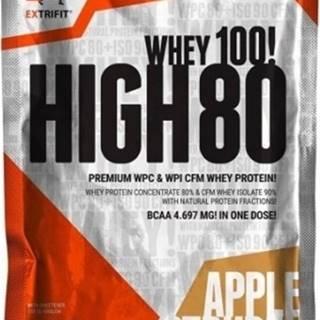 Extrifit High Whey 80 30 g variant: čokoláda