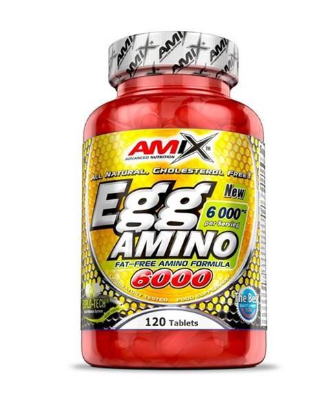Amix Nutrition Amix EGG Amino 6000 Balení: 120tbl