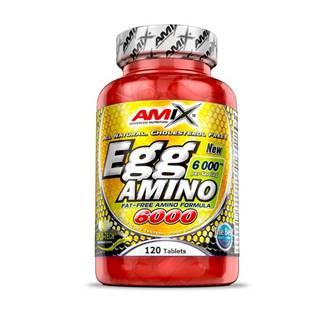 Amix EGG Amino 6000 Balení: 120tbl