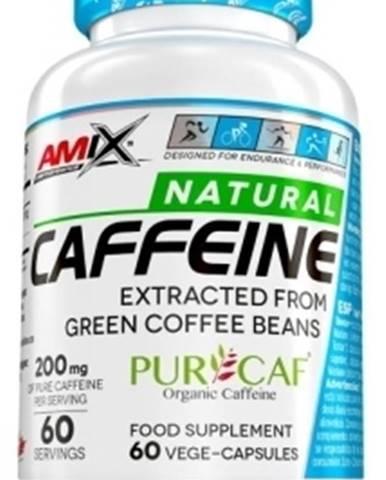 Amix Natural Caffeine PurCaf 60 kapsúl