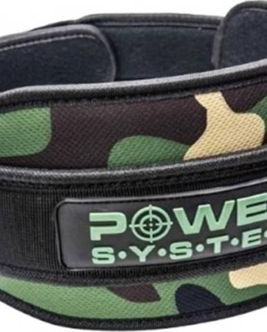 Power System Fitness opasok Predator zelený variant: S