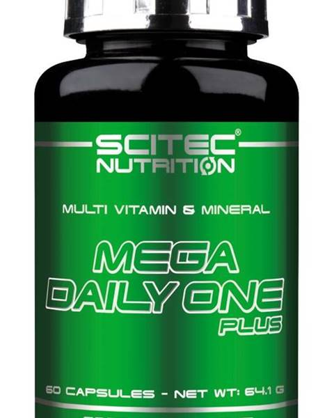 Scitec Nutrition Mega Daily One Plus - Scitec Nutrition 120 kaps.