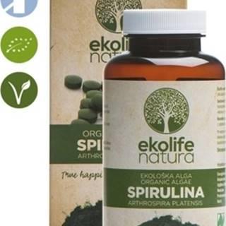 Ekolife Natura Algae Spirulina Organic (Bio riasa Spirullina) 240 tabliet