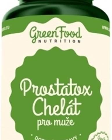 GreenFood Prostatox Chelát pre mužov 60 kapsúl