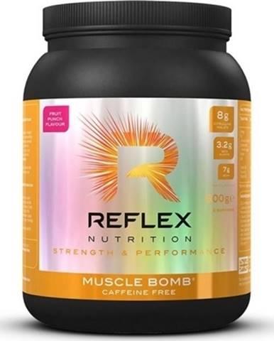 Reflex Nutrition Reflex Muscle Bomb Caffeine Free 600 g variant: višňa