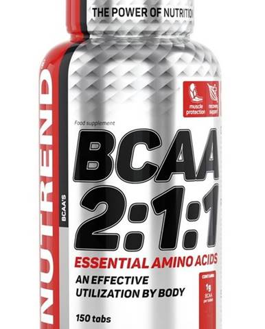 BCAA 2:1:1 - Nutrend 150 tbl.