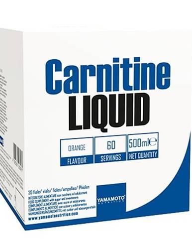Carnitine Liquid - Yamamoto 20 x 25 ml. Cola+Lime