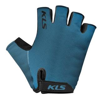 Cyklo rukavice Kellys Factor blue - XS