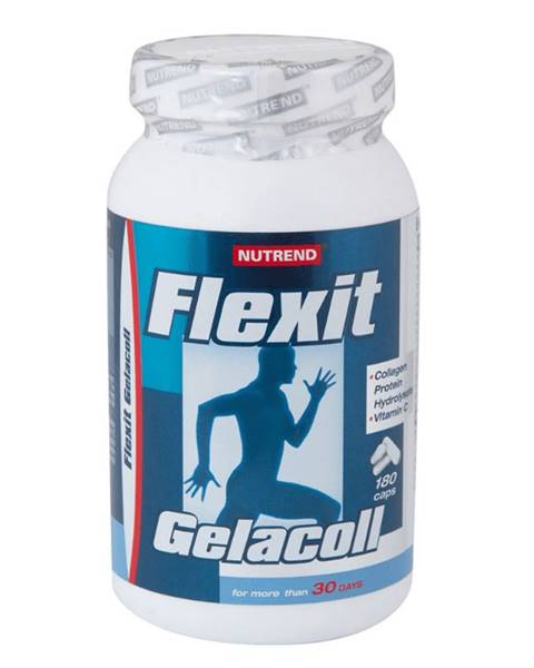 Nutrend Flexit Gelacoll - Nutrend 180 kaps.
