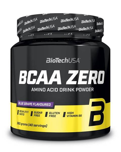 Biotech USA BCAA Zero - Biotech USA 360 g Ananás+Mango