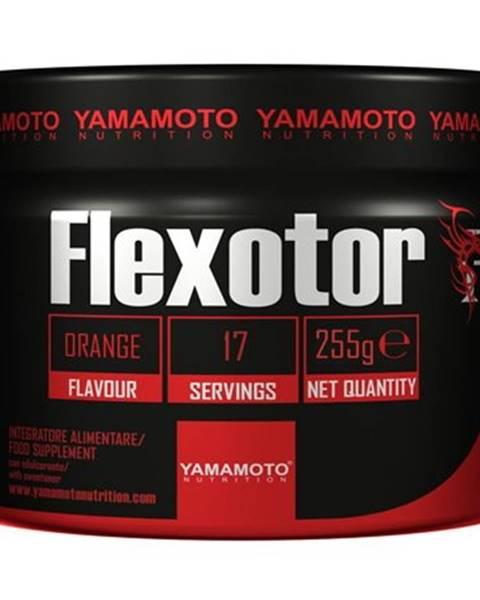 Yamamoto Flexotor EU Version (svalová stimulácia) - Yamamoto 255 g Red Orange