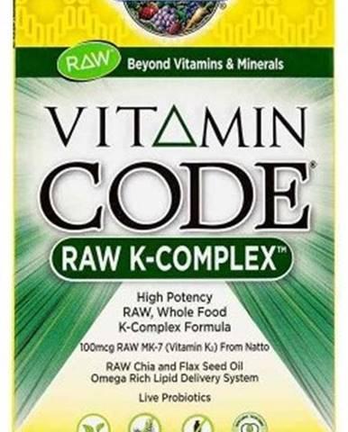 Garden Of Life Vitamín K - Komplex Raw 60 kapsúl