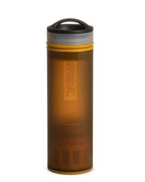 Grayl Filtračná fľaša Grayl Ultralight Compact Purifier Coyote Amber