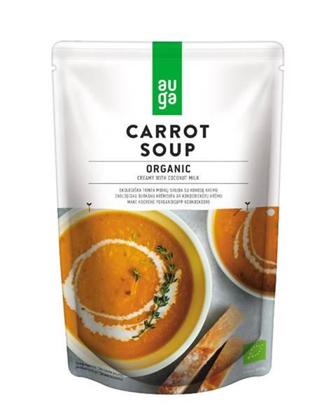 Auga Auga BIO mrkvová krémová polievka 400 g