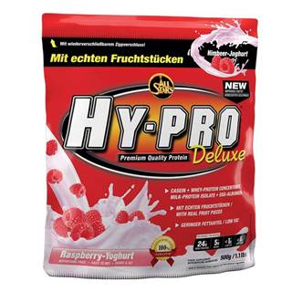 All Stars Hy-Pro 85 Protein Deluxe 500 g malinovo-jogurtové smoothie
