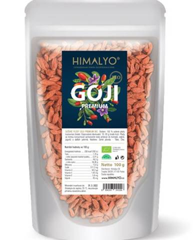 Himalyo Goji Sušené Plody BIO 100 g