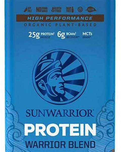 Sunwarrior Sunwarrior Protein Blend BIO (Hrachový, konopný proteín a goji) 750 g variant: čokoláda