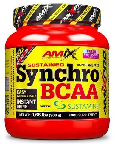 Amix Nutrition Amix Synchro BCAA + Sustamine Drink 300 g variant: ovocný punč