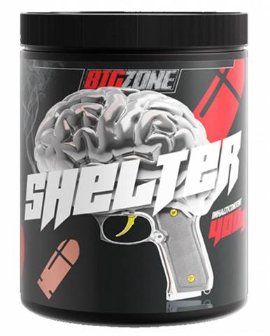 Big Zone Shelter 400 g variant: červené plody
