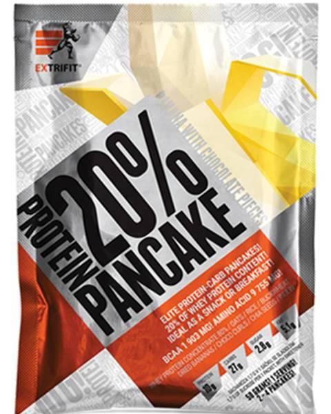 Extrifit Extrifit Protein Pancake 20% 50 g variant: banán - čokoláda