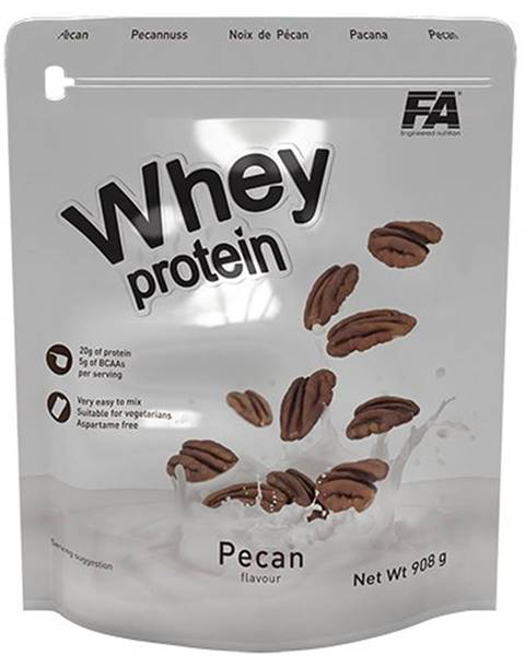 Fitness Authority Fitness Authority Whey Protein 908 g variant: čokoláda