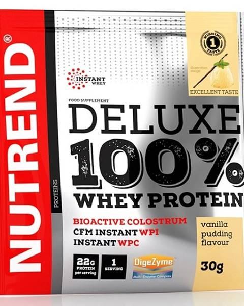 Nutrend Nutrend Deluxe 100% Whey Protein 30 g variant: citrónový cheesecake