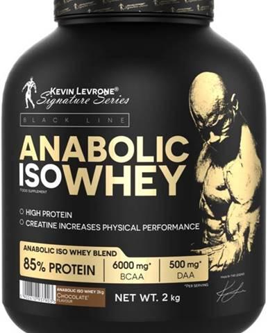 Kevin Levrone Anabolic ISO Whey 2000 g variant: banán - broskyňa