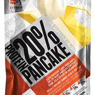 Extrifit Protein Pancake 20% 50 g variant: banán - čokoláda