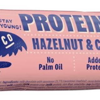 Healthyco Proteinella Chocolate Bar 35 g variant: biela čokoláda