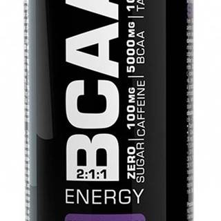 Nutrend BCAA Energy 330 ml variant: tropické ovocie