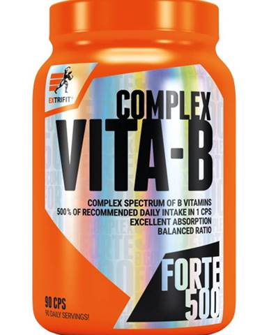 Extrifit Vita-B Complex Forte 500 90 kapsúl