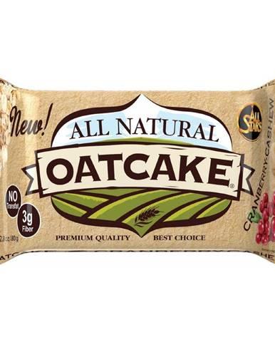 All Stars All Natural Oatcake 80 g čokoláda