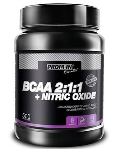 BCAA 2:1:1+Nitric Oxide - Prom-IN 240 kaps.