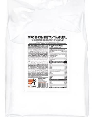 Extrifit Wpc 80 natural 1000 g