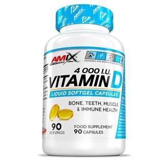 Amix Vitamín D 4000 I.U. 90 kapsúl