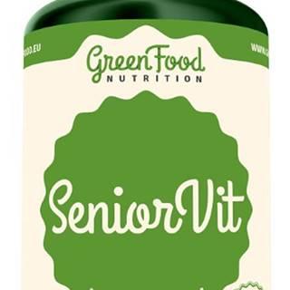 GreenFood SeniorVit 60 kapsúl