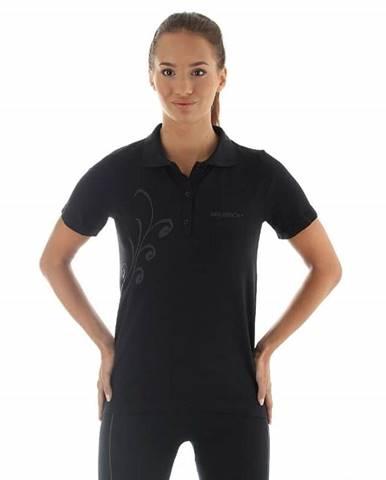 Dámske termo tričko Brubeck PRESTIGE s limcom Veľkosť S