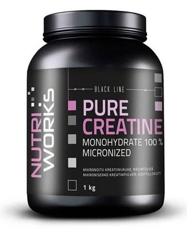 Nutriworks Pure Creatine Monohydrate 1000 g