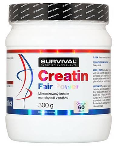 Survival Creatín Fair Power 300 g