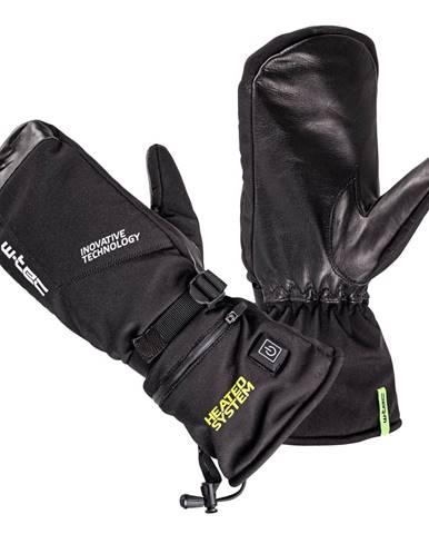Vyhrievané palčiaky W-TEC HEATster čierna - XXS