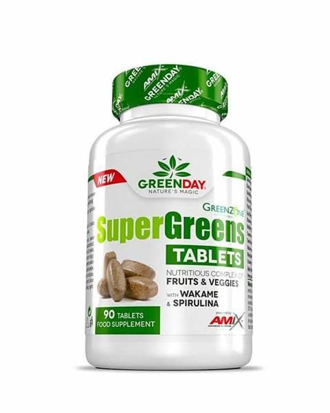 Amix Nutrition GreenDay Amix Super Greens Tablets 90 tablet